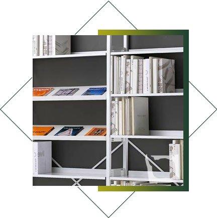 Estanter as para oficinas compra y venta sarria ortega for Estanterias oficina