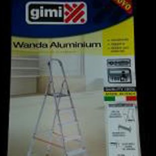Escaleras de alumino sarria ortega for Oferta escalera aluminio